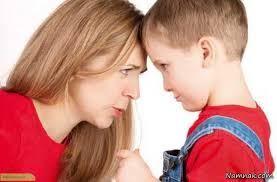 کودک لج باز حاصل رفتار اشتباه والدین
