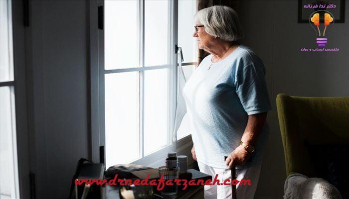 افسردگی در افراد سالمند