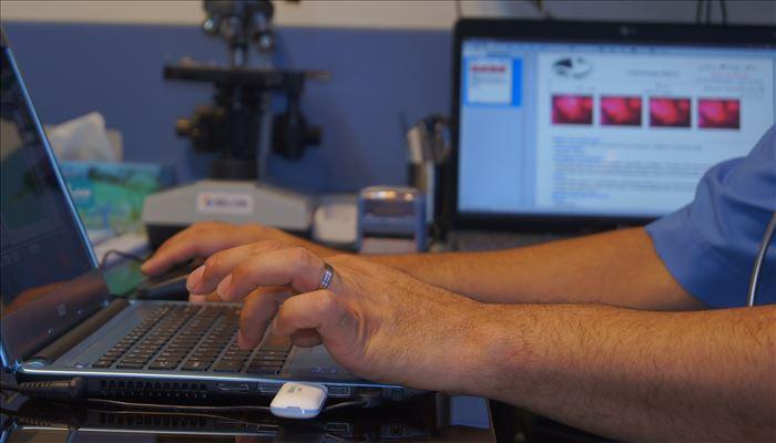 پرونده الکترونیک سلامت در مطب دکتر رحیمی